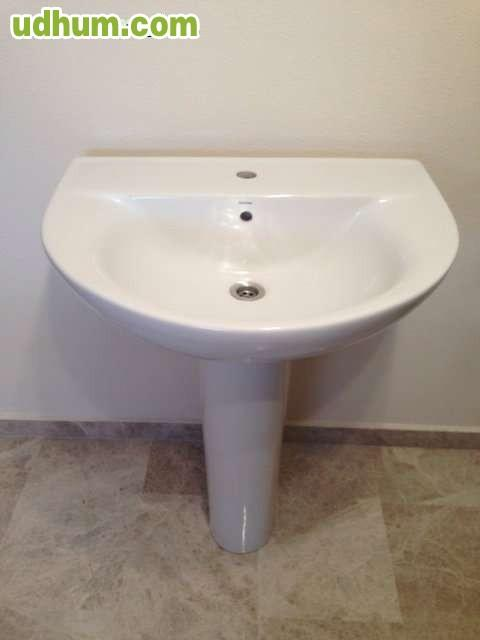 lavabo pedestal modelo bellavista