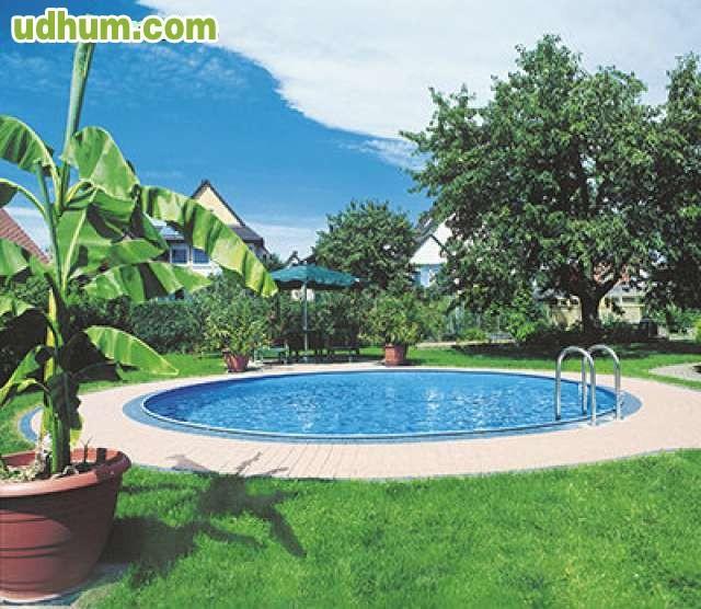Piscinas desmontables y liner for Liner piscinas desmontables