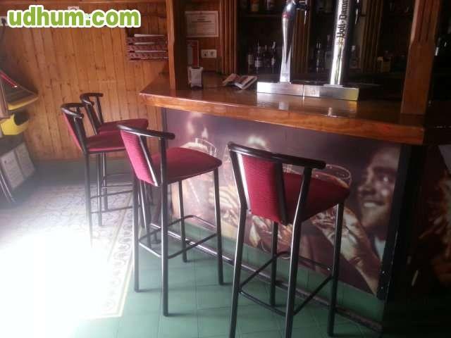 Mobiliario de cafeteria bar for Mobiliario cafeteria