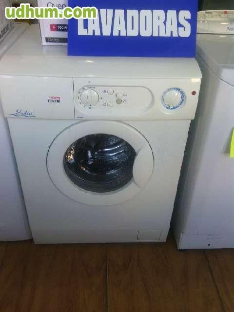 Lavadora Segunda Mano 2
