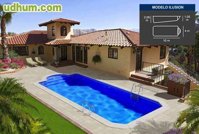 piscina poliester 10x4 9 599 iva
