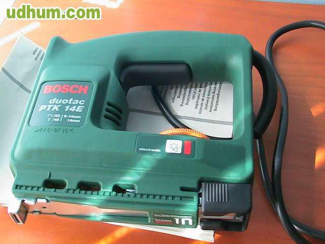 Grapadora electrica bosch duotac ptk 14 - Grapadora electrica bosch ...