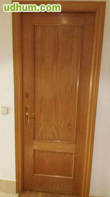 9 puertas madera maciza for Puertas de madera maciza