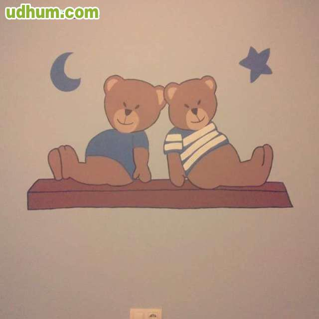 Murales infantiles juveniles etc for Murales decorativos juveniles