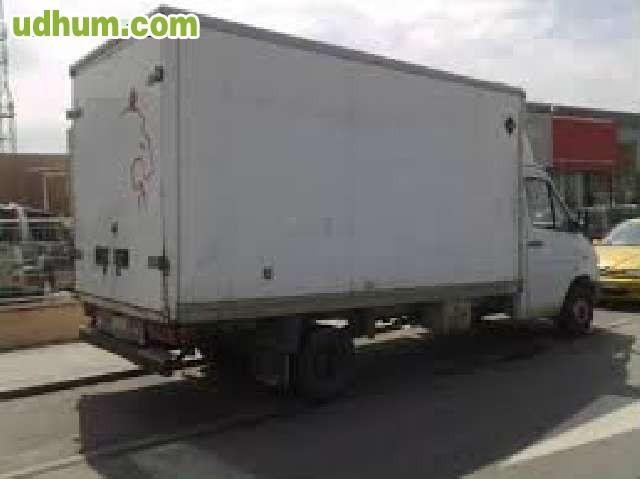Mudanzas transportes 3 for Transporte muebles barcelona