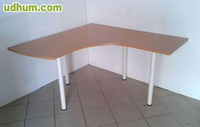 Tablero mesa oficina segunda mano madrid for Mesa oficina segunda mano