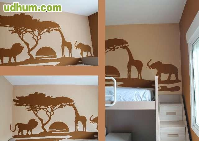 Murales pintados a mano 1 - Murales pintados a mano ...