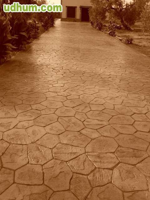 Pavimento de hormigon impreso y pulido 56 - Pavimentos de hormigon pulido ...