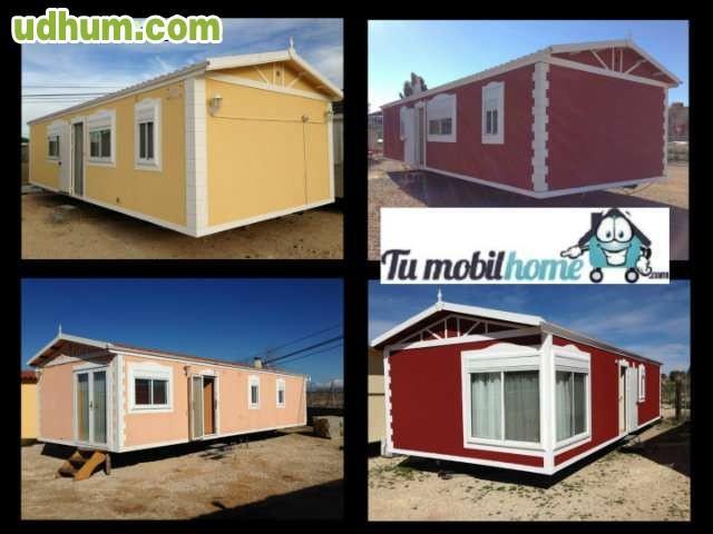 Alojamientos moviles aitana 40 44 m2 - Casas prefabricadas en zaragoza ...