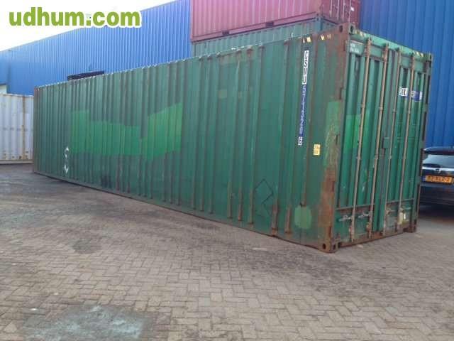 Venta contenedores 40 hc pallet wide - Pallets por contenedor ...