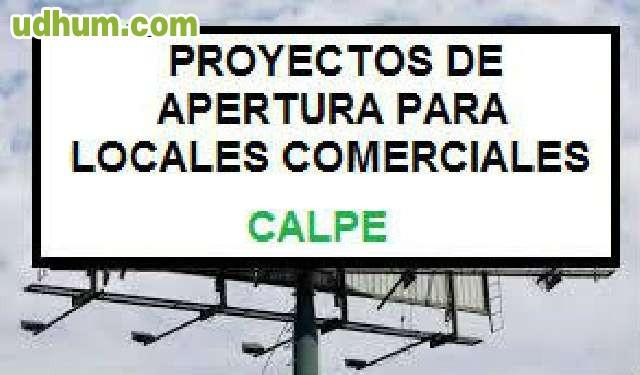 Proyectos de apertura local comercial - Proyecto local comercial ...