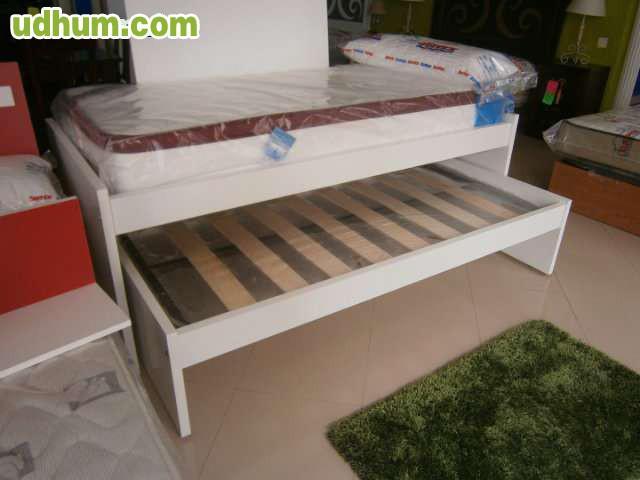 Oferta de cama compacta en 119 2 for Cama compacta oferta