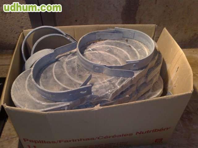 Soportes canaletas de agua nuevo - Canaletas para agua ...