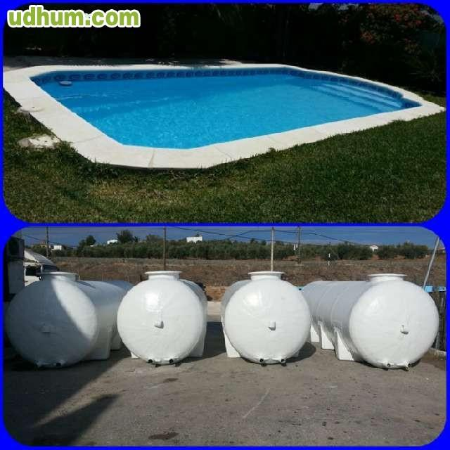 Empresa especializada piscinas de fibra for Empresas de piscinas