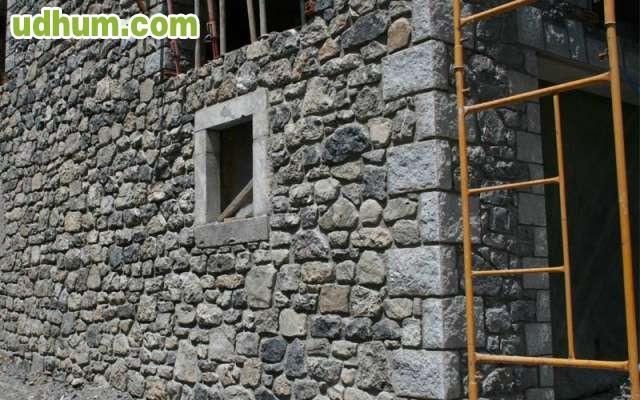 Restauraci n de casas muros de pedra for Restauracion de casas viejas