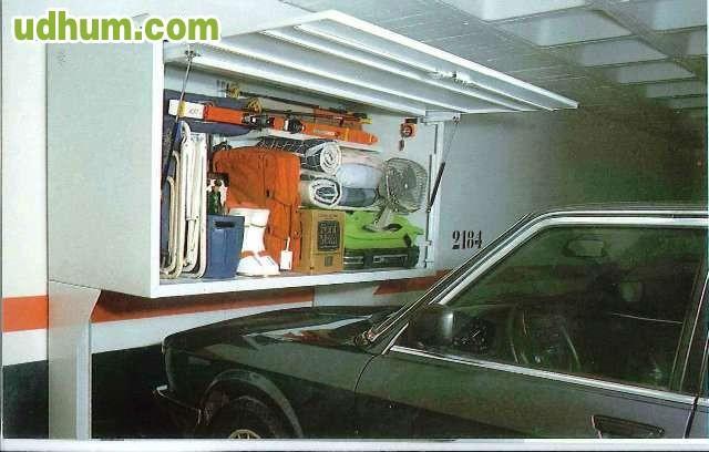 Armario trastero parking - Armarios para garaje ...