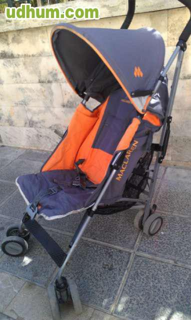 Carrito maclaren for Mclaren carro de paseo