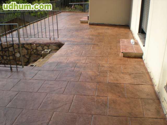 Revestimientos de fachadas y suelos - Revestimientos de suelos ...