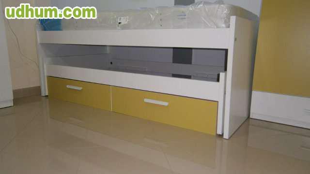 Oferta de cama compacta en 195 10 for Cama compacta oferta