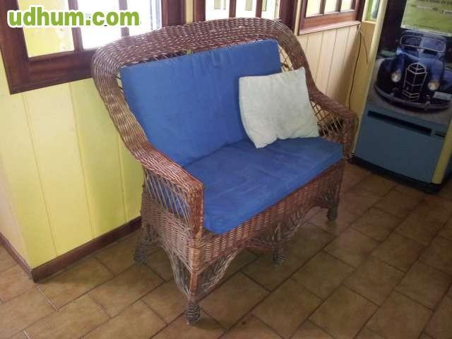 Sofa de mimbre 1 - Sofas de mimbre ...