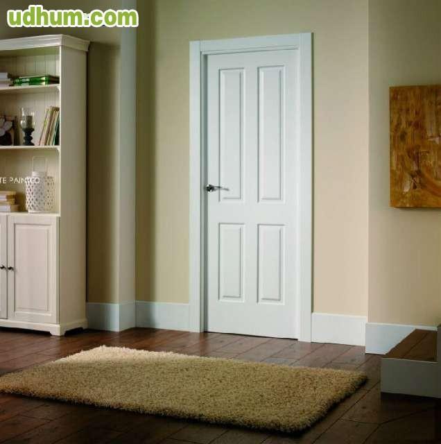 Puertas para pintar for Pintar cristales de puertas
