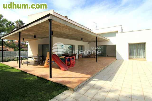 casa moderna cerca de valencia