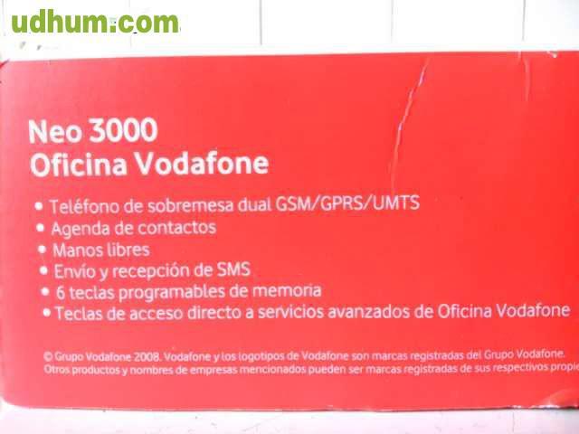 Vodafone neo 3000 1 for Telefono oficina vodafone