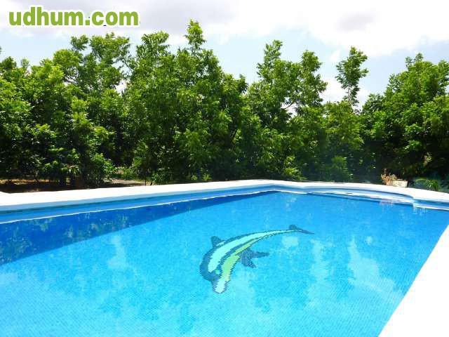Oferta septiembre casa piscina privada - Oferta limpiafondos piscina ...