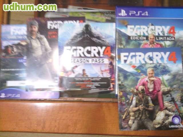 Farcry nuevo manual codigo sin usar