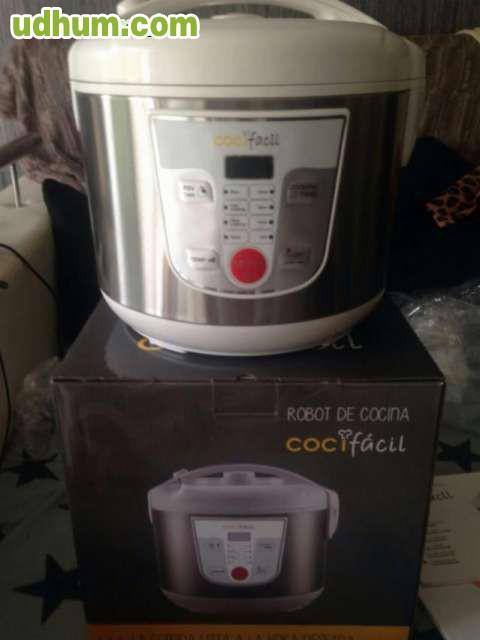 Robot de cocina nuevo 4 for Robot de cocina para cocinar