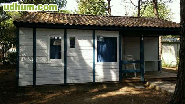 Casa prefabricada canexel de 38 m2 verde - Precio casas canexel ...