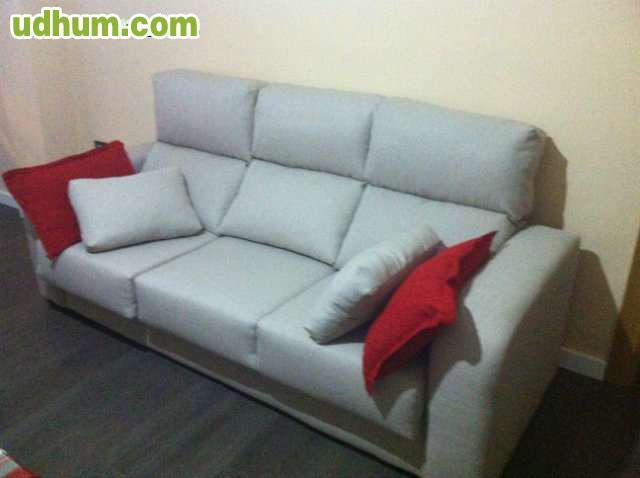 sofa estrenar 250 euros valor 599 euro. Black Bedroom Furniture Sets. Home Design Ideas