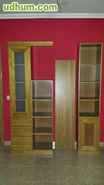 Se vende mueble de pino macizo for Muebles de pino macizo