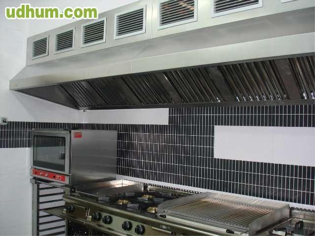 Cocinas hosteleria y domestico for Cocinas hosteleria
