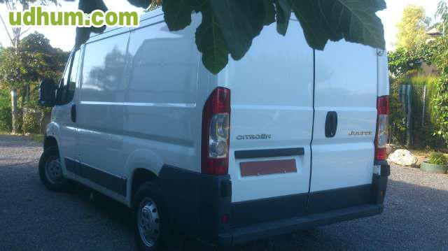 Citroen camper furgoneta vivienda for Vendo furgoneta camper