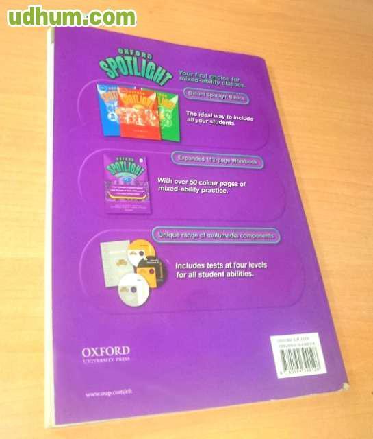 spotlight workbook 3 класс решебник workbook