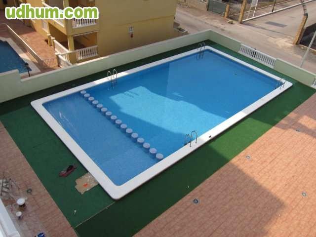 Ocasion apto piscina y vistas al mar for Piscinas desmontables ocasion
