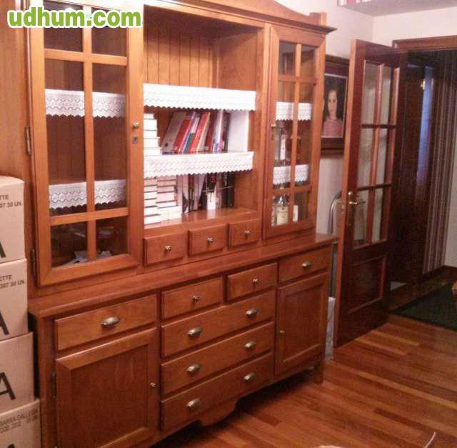 Conjunto muebles sal n comedor 2 for Conjunto muebles salon