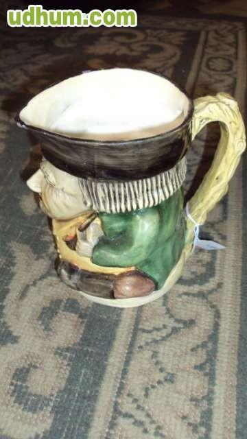 Antigua jarra porcelana inglesa - Porcelana inglesa antigua ...