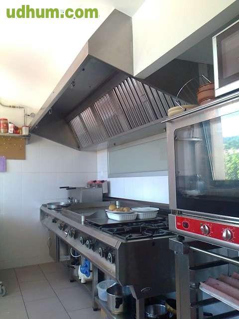 Cocina profesional 2 for Cocina profesional