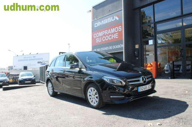 Mercedes benz b 180 cdi aut 3 - Cabo rufino lazaro ...
