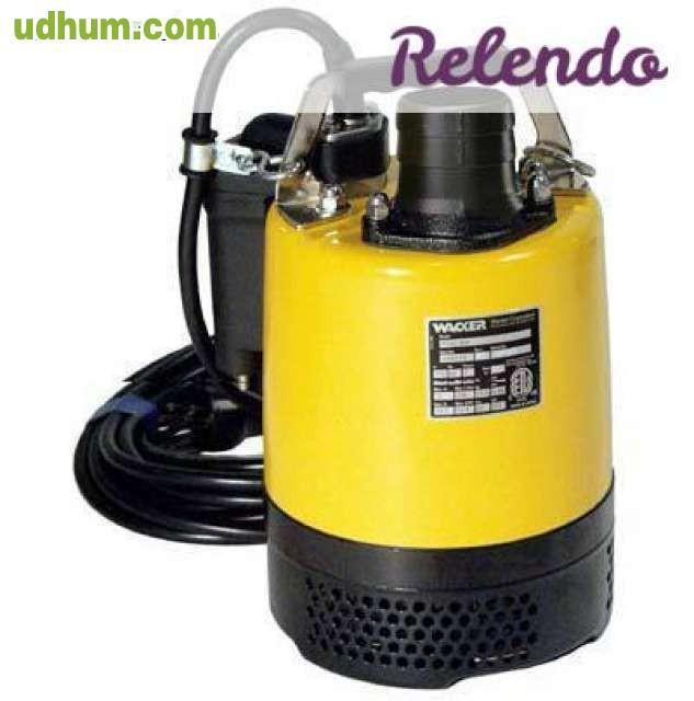 Alquiler bomba de agua 1 for Alquiler de bombas de agua