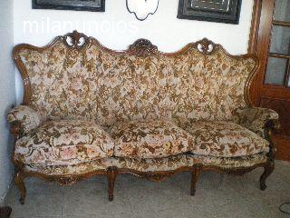 Sofa Para Anticuario Segunda Mano
