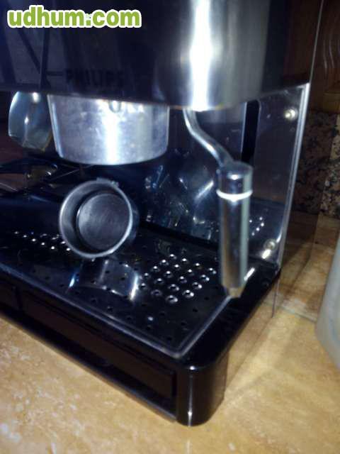 Cafetera philips profesional espresso - Cafetera con molinillo incorporado ...