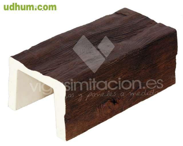 Vigas imitacion a madera baratas - Imitacion madera exterior ...