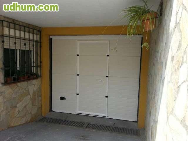 Kit Puerta Cochera Seccional Ral Standar