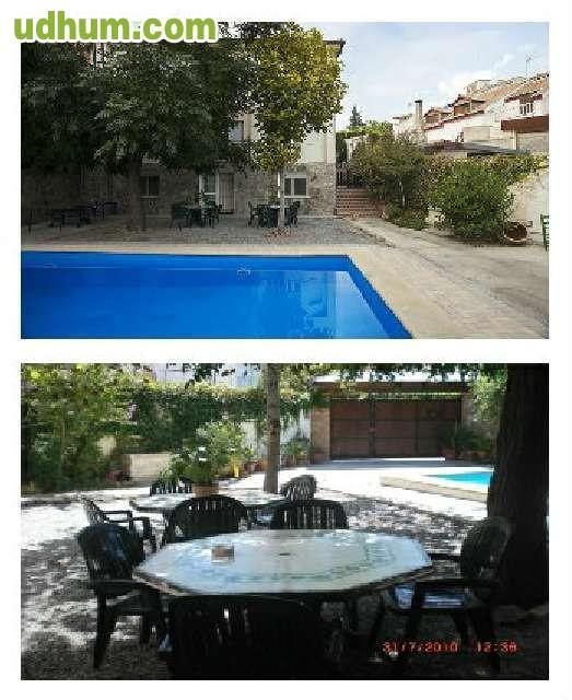 Casa alquiler por d as piscina wifi for Alquiler por dias casa con piscina