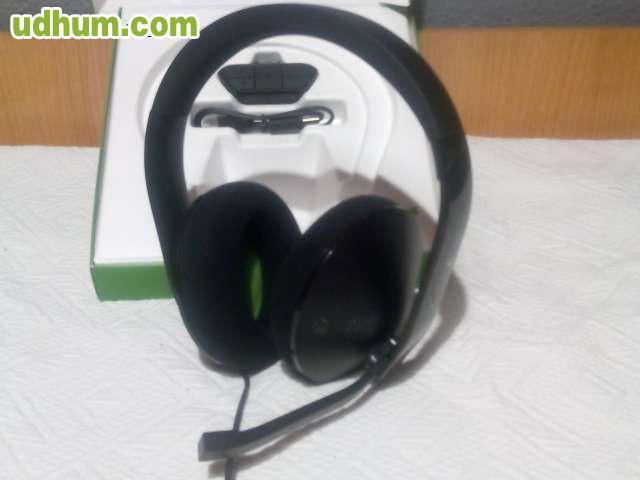 Auriculares Microsoft Xbox One