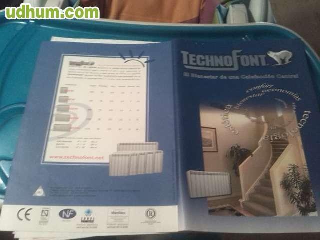 Vendo calefaccion central electrica - Calefaccion central electrica ...