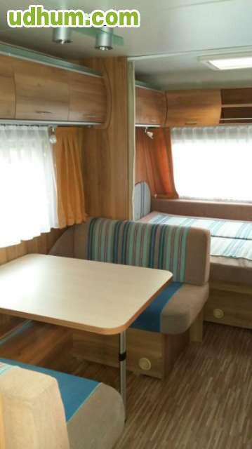 Medidas Baño Caravana:CARAVANA BURSTNER AVERSO 500TK AÑO 2009